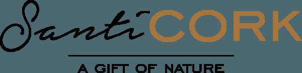 SantiCORK - a Gift of Nature - Moda em Cortiça logo